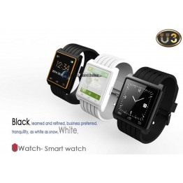 U3 Pro  U3 For Smartphone Sports Wristwatch with Remote Camera Function Retail Package