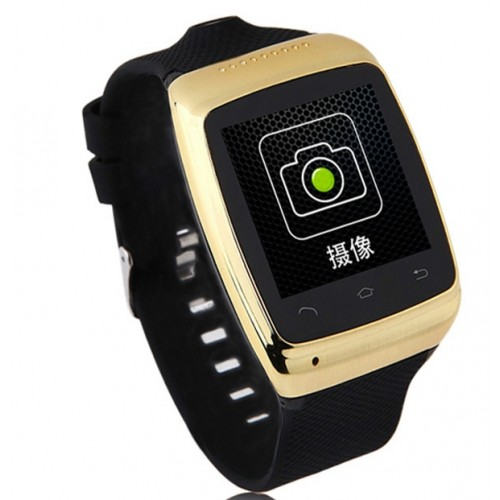 S15 Bluetooth Smart Watch Smartwatch Luxury Wrist Watch Sync Android 2014 New 2MP Camera For iPhone Samsung HTC Nokia Phone Mate