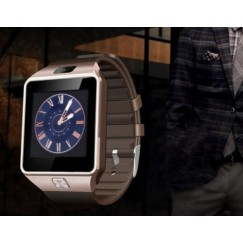 DZ09 Smart Watch for iPhone 4/4S/5/5S Samsung S4/Note 3 HTC Android Phone Smartphones