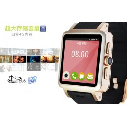 """N8 Smart watch 1.5"""" AMOLED Touch Screen Dual Core 4GB ROM 3MP Camera WIFI GPS Quad Band SIM For Apple Watch Gmail"""