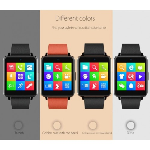 BM07 Bluetooth Smart Watch NFC WristWatch compatible with Samsung,Xiaomi huaiwei Android Smartphones