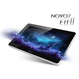 "AINOL NOVO7 ELF II ELF2 Dual Core1.5GHz A9 7"" HD HDMI Android4.0.3 W FREE PU CASE(Black & White color)"