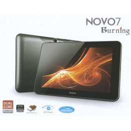 Ainol Novo 7 Fire(Flame/Burning soon) Dual Core Android 4.0 dual camera tablet PC IPS 1280 x 800 bluetooth Amlogic8726-M6 Cortex-A9
