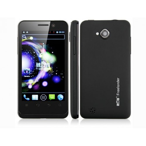 Freelander I10S 4.0 inch MTK6577 Dual sim Dual core Android 4.0 capacitive 800X480 512MB+4G ROM 5.0MP GPS 3G