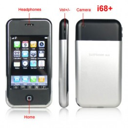 sciphone I68+ 2.0VER DUAL SIM STAND BY/QUAD BAND/JAVA 2.0
