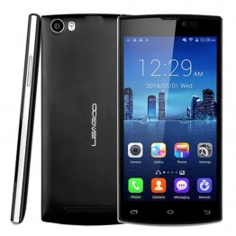 Leagoo Lead 7 telefone 5.0 inch 3G 1GB+8GB Android 4.4.2 Smart Phone MTK6582 Cortex A7 Quad Core 1.3Ghz WCDMA Dual SIM