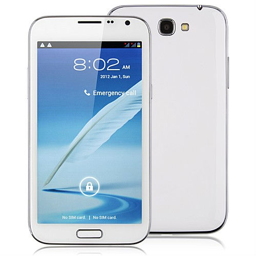 HaiPai N7102 'NOTE 2'  5.5 inch mobile android 4.1.1 1GB RAM 8GB ROM 1280x720