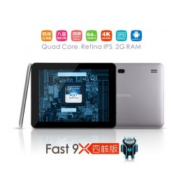 "Nextway F9X Quad Core Tablet PC - 9.7"" Retina IPS Android 4.1.1, 2GB RAM 16GB"