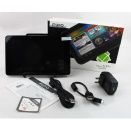 Pipo pro S1 Tablet PC 1024x800 IPS Andriod 4.2 RK3188 quad 1.6GHz 1GB DDR3 8GB HDD Capacitive Webcam Wifi