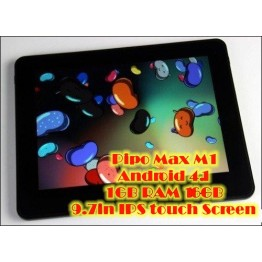 "Pipo Max M1 Android4.1 RK3066 Cortex A9 IPS touch screen 1.6GB Hz 16GB 1GB RAM 9.7"" Tablet PC"
