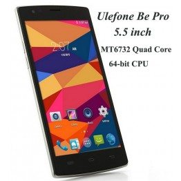 Ulefone Be Pro 5.5 inch 4G LTE Android OS 4.4.4 Cell Phone MT6732 1.5 GHz Quad Core ROM16GB RAM2GB OTG GPS