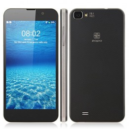 """ZOPO C2 Black 5.0"""" FHD(1920*1080) OGS MTK6589 Quad Core 1.2GHz 1GB+4GB Android 4.2 Camera 13.0MP phone"""